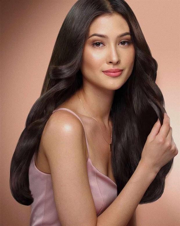 Ứng viên nặng ký của Miss Universe Philippines từng bị Minh Tú chê không cùng đẳng cấp - Ảnh 1.