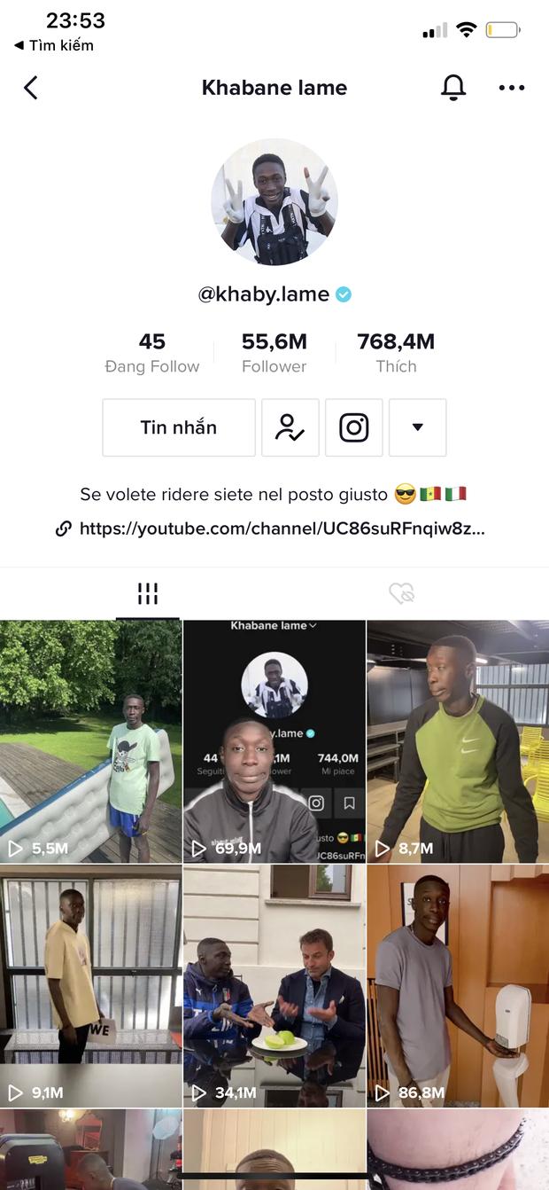 Cả gan cà khịa TikTok, anh da đen Khabane Lame bốc hơi ngay 1 triệu follower, nhưng câu chốt của TikTok mới khiến netizen trầm trồ - Ảnh 1.