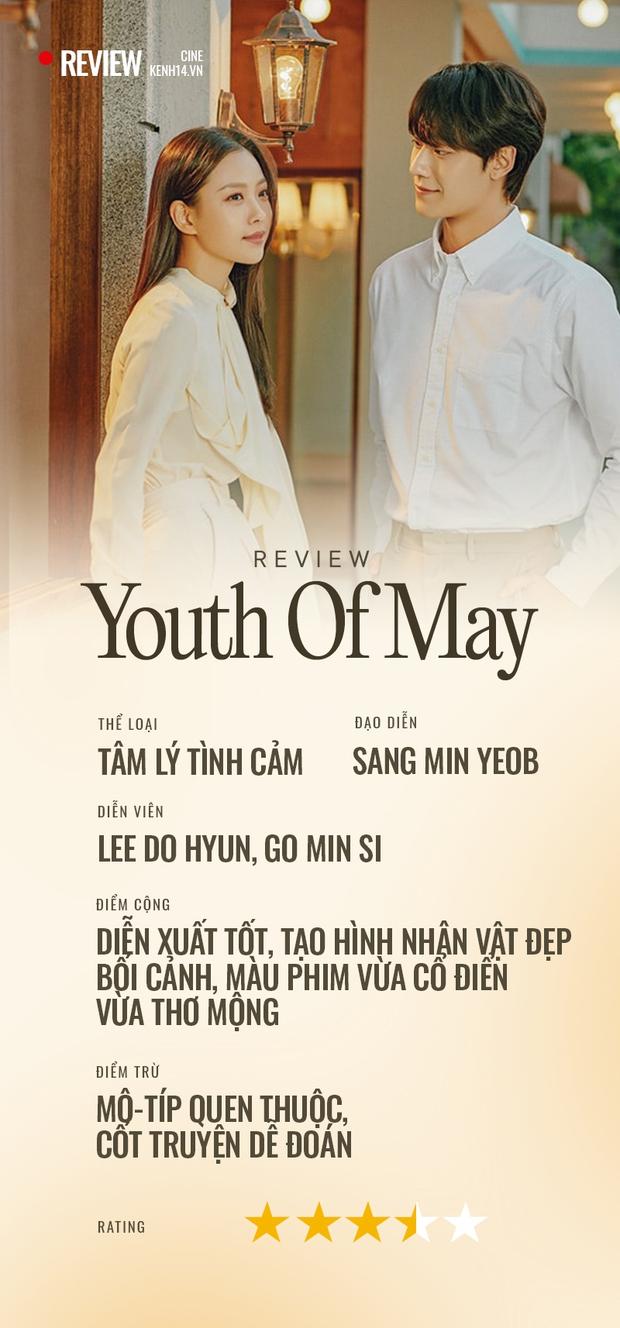 Youth of May: Bản nhạc tình yêu ngọt sủng viết bằng máu và cái chết, Lee Do Hyun bùng nổ visual khiến ai cũng đòi gả! - Ảnh 25.