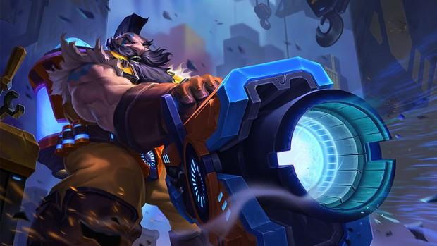 Liên Quân Mobile: Top tướng siêu mạnh trong phiên bản mới, game thủ muốn leo rank nhanh thì phải pick ngay! - Ảnh 5.