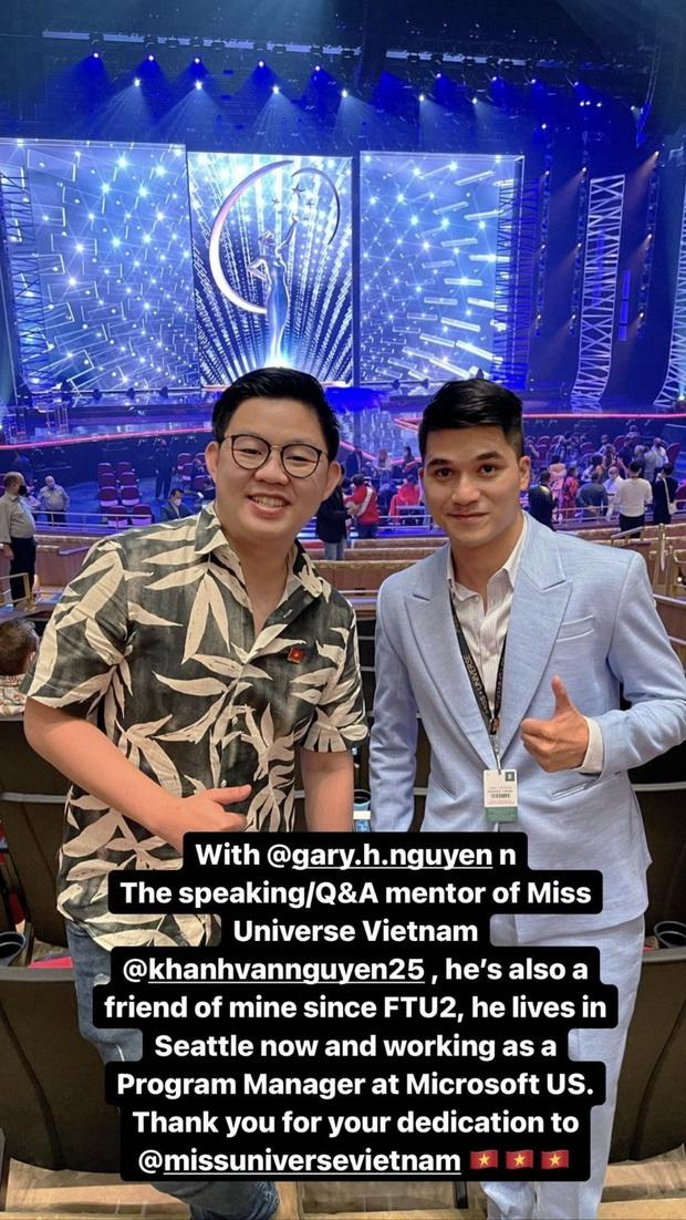 Mentor hướng dẫn tại Mỹ đánh giá về Khánh Vân, hé lộ đoạn chat về việc sẽ trau dồi cho Kim Duyên tại Miss Universe 2021? - Ảnh 4.