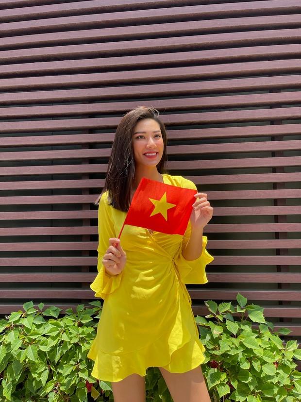 Á hậu Kim Duyên mở hẳn Q&A về Miss Universe 2021: Hé lộ bất ngờ về tranh cãi trình độ tiếng Anh và chuyện học catwalk từ HHen Niê - Ảnh 11.