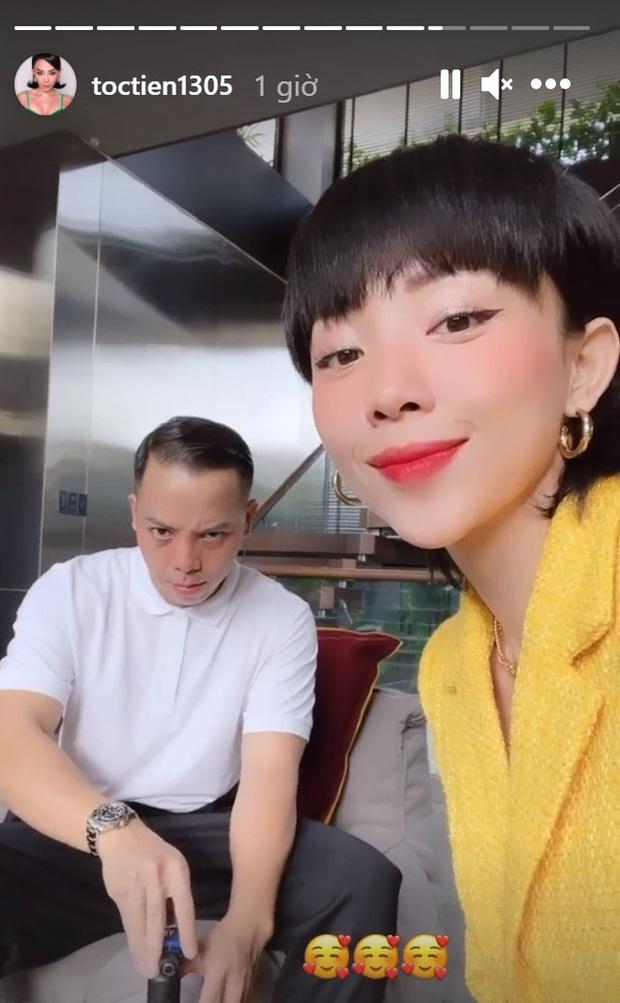 Tóc Tiên công khai khen Hoàng Touliver hết lời trong Rap Việt concert, nhưng nghe kỹ sao... cứ sai quá sai? - Ảnh 4.