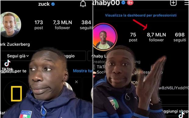 Cả gan cà khịa TikTok, anh da đen Khabane Lame bốc hơi ngay 1 triệu follower, nhưng câu chốt của TikTok mới khiến netizen trầm trồ - Ảnh 5.