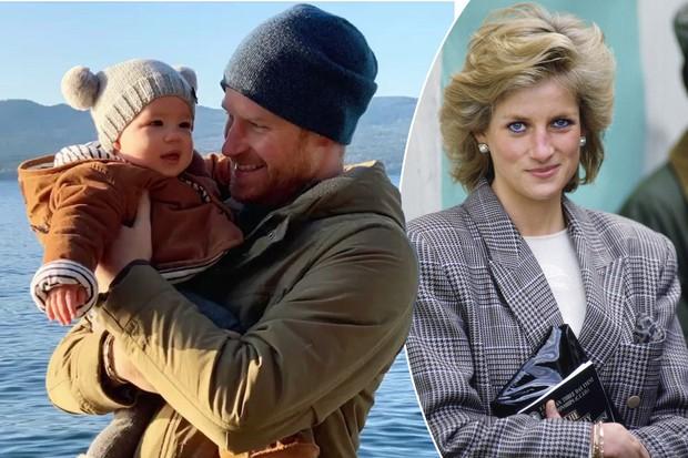 Hoàng tử Harry chia sẻ gây sốc về cái chết của Công nương Diana, hé lộ lý do Meghan Markle suýt tự tử - Ảnh 7.