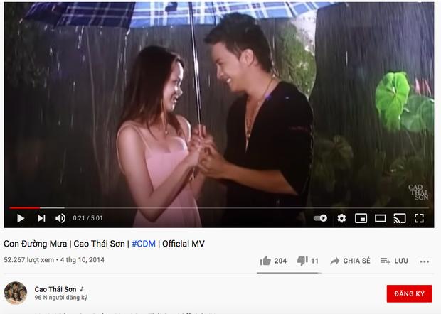 Bản MV Con Đường Mưa hơn 7 triệu views của Cao Thái Sơn đã bay màu sau khi Nathan Lee mua độc quyền? - Ảnh 3.
