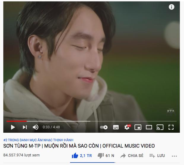 BTS được ARMY Việt góp 5,8 triệu view mỗi ngày nhưng số view của Sơn Tùng và Đen Vâu mới gây bất ngờ - Ảnh 5.