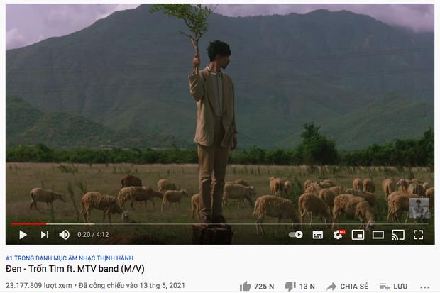 BTS được ARMY Việt góp 5,8 triệu view mỗi ngày nhưng số view của Sơn Tùng và Đen Vâu mới gây bất ngờ - Ảnh 4.