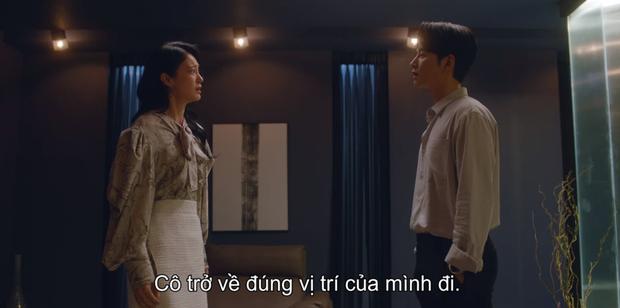 Tập 6 drama Mine bẻ lái liên hồi: Lee Bo Young tát sấp mặt tiểu tam, mợ cả lộ người yêu đồng giới - Ảnh 4.