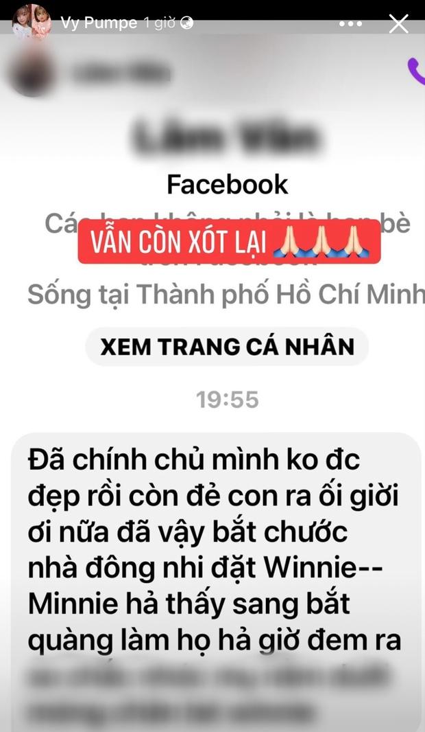 Bà xã Mạc Văn Khoa bức xúc lên tiếng khi bị netizen kém duyên chê bai con gái, còn bị gọi là bắt chước nhà Đông Nhi - Ảnh 2.