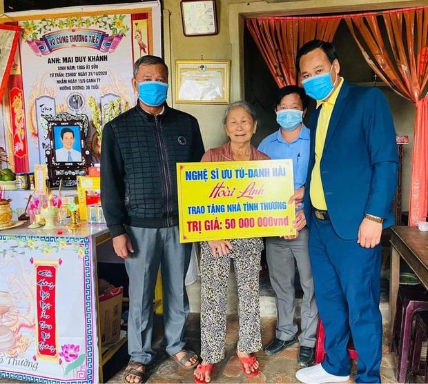 NS Hoài Linh tung giấy tờ từ các địa phương miền Trung, xác nhận loạt hoạt động từ thiện trích từ khoản 13,7 tỷ đồng - Ảnh 9.