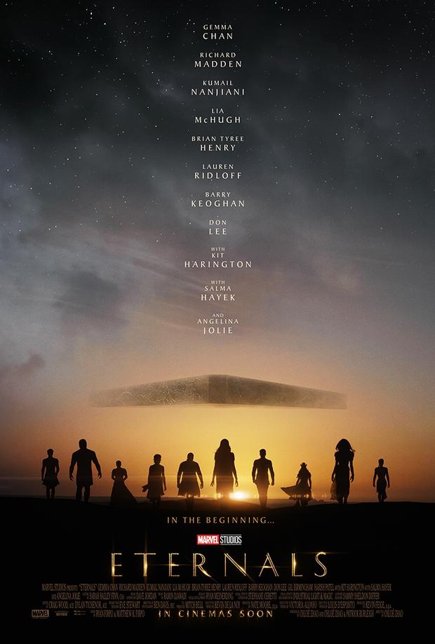 Marvel tung trailer Eternals đẹp như kỳ quan, netizen nổi da gà lại khen đạo diễn nức nở - Ảnh 6.