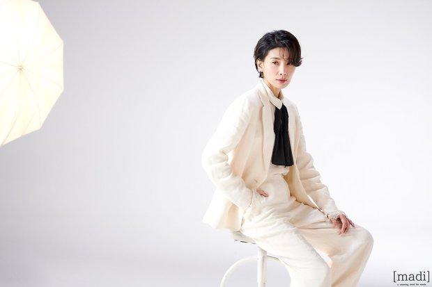 Mợ cả Mine - Kim Seo Hyung: Vẻ đẹp phi giới tính vạn người mê, ác nữ quốc dân mê mẩn sống một mình - Ảnh 4.