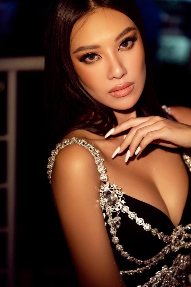 Hé lộ câu nói ngỡ ngàng Kim Duyên nói với Khánh Vân trong giây phút hồi hộp nghe kết quả ngôi vị Hoa hậu Hoàn vũ Việt Nam - Ảnh 4.
