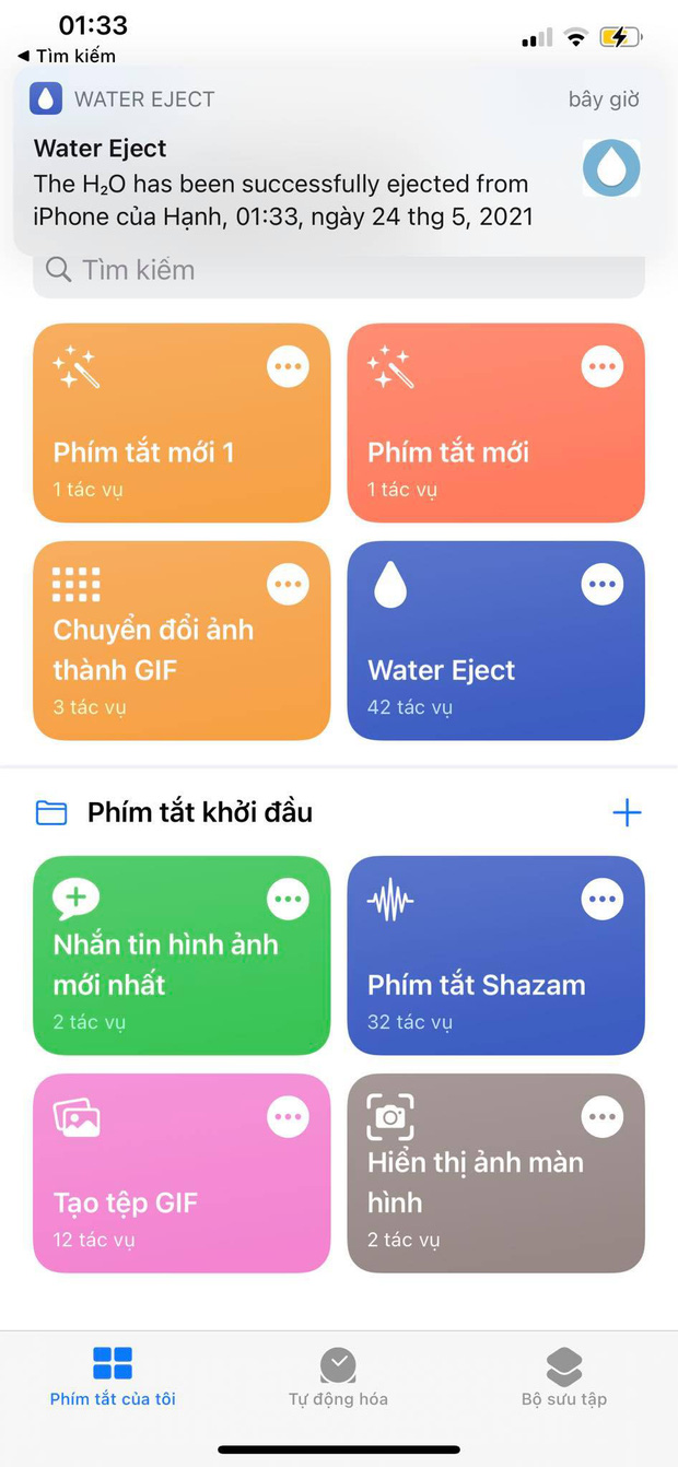 Mẹo giúp đẩy nước ra khỏi loa trên iPhone mà ai cũng cần phải biết - Ảnh 4.