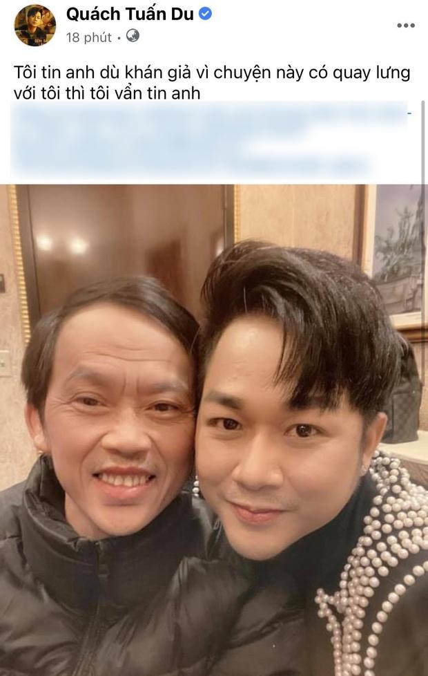 Dàn sao Việt chia sẻ sau clip NS Hoài Linh lên tiếng: Dương Triệu Vũ 4 chữ nói rõ thái độ, 1 ca sĩ ủng hộ mặc khán giả quay lưng - Ảnh 5.