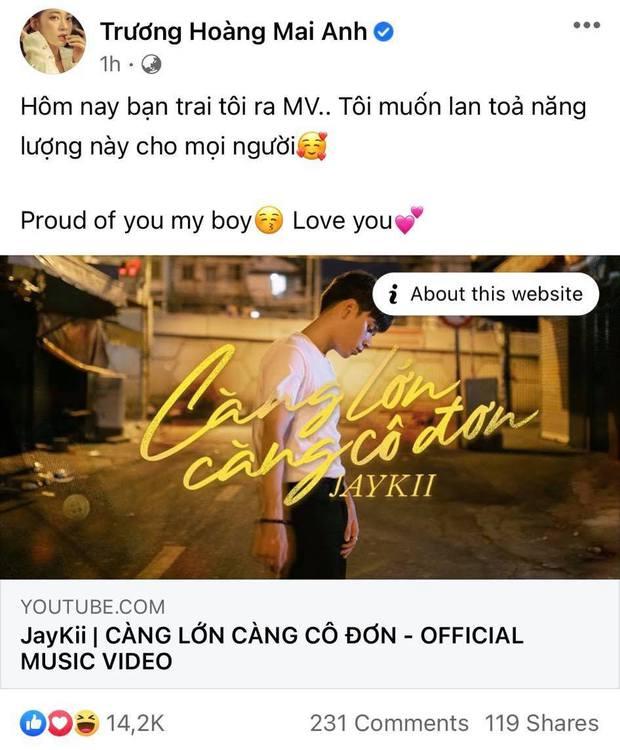 Jaykii ra MV mới về nỗi cô đơn, bạn gái hot girl đã dằn mặt: Cô đơn vì ai đó chứ không phải tôi - Ảnh 2.