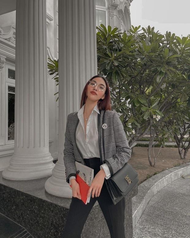 Insta look sao Việt tuần qua: Chi Pu khoe vòng 1 ngồn ngộn sau lớp áo mỏng, Tiểu Vy - Khánh Vân giản dị bất ngờ - Ảnh 8.
