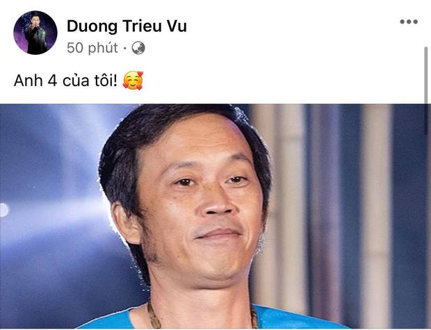 Dàn sao Việt chia sẻ sau clip NS Hoài Linh lên tiếng: Dương Triệu Vũ 4 chữ nói rõ thái độ, 1 ca sĩ ủng hộ mặc khán giả quay lưng - Ảnh 3.
