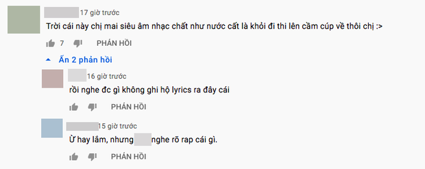 Full phần thi của Mai Âm Nhạc tại casting Rap Việt: Người khẳng định xứng đáng ẵm cúp, kẻ chê không rõ lời! - Ảnh 4.