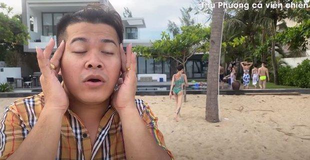 Vedette Vũ Thu Phương tổ chức Running Man phiên bản bikini, chơi xong loạn tiền đình luôn! - Ảnh 11.