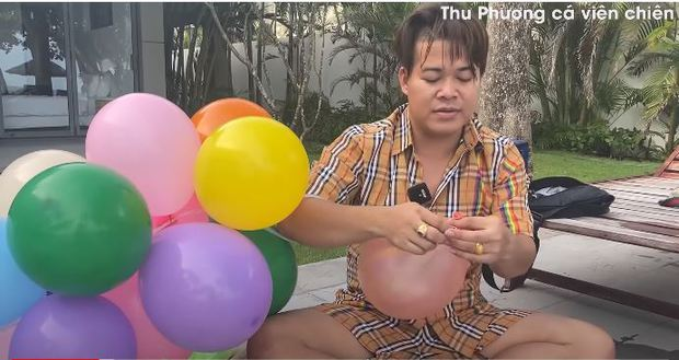 Vedette Vũ Thu Phương tổ chức Running Man phiên bản bikini, chơi xong loạn tiền đình luôn! - Ảnh 2.