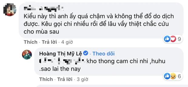 2 hôm trước còn sửa status 12 lần để bênh vực NS Hoài Linh, nay ca sĩ Mỹ Lệ lại quay xe nhanh đến khó hiểu - Ảnh 4.