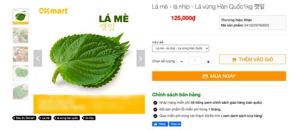 Ăn món Hàn đó giờ nhưng chưa chắc bạn biết tên của loại lá này: 90% người Việt nhầm lẫn với tía tô, giá bán không rẻ tí nào - Ảnh 5.