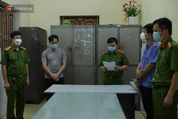 Khởi tố, bắt tạm giam đối tượng nhập cảnh trái phép từ Lào về Việt Nam, làm lây lan bệnh Covid-19 cho nhiều người - Ảnh 1.