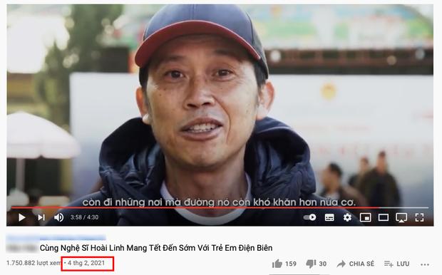 Netizen soi ra clip NS Hoài Linh vẫn đi từ thiện cùng nhãn hàng trong thời gian 6 tháng qua - Ảnh 3.