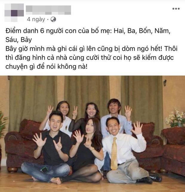 Em gái có chia sẻ đáng chú ý giữa lúc NS Hoài Linh vướng ồn ào với bà Phương Hằng và lùm xùm từ thiện 14 tỷ - Ảnh 2.