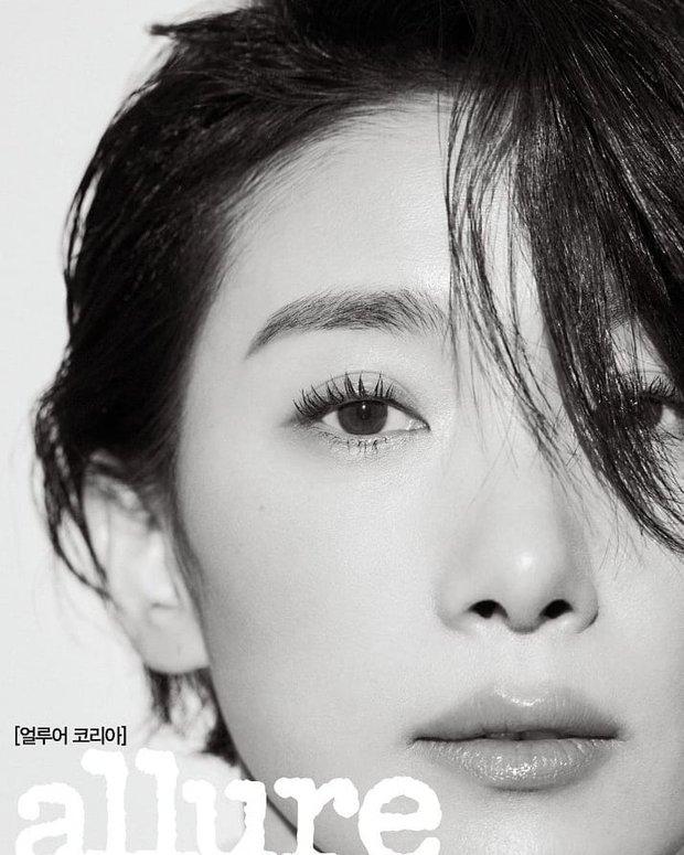 Mợ cả Mine - Kim Seo Hyung: Vẻ đẹp phi giới tính vạn người mê, ác nữ quốc dân mê mẩn sống một mình - Ảnh 2.