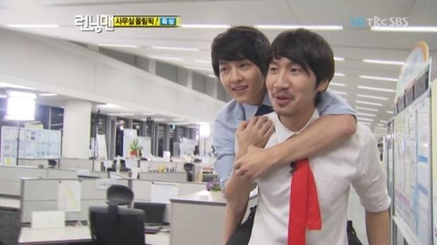 Lee Kwang Soo và hành trình lột xác ngoạn mục sau 11 năm tại Running Man - Ảnh 4.
