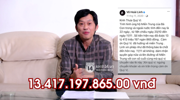 Luật sư: Với khoản tiền từ thiện đang giữ, nghệ sĩ Hoài Linh phải trao cả gốc và lãi cho đồng bào miền Trung - Ảnh 4.