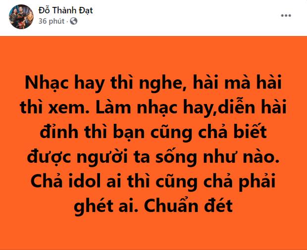 Sao Esports Việt bất ngờ đăng status bóng gió về vụ nghệ sĩ Hoài Linh chưa chuyển 13 tỷ đồng tiền từ thiện - Ảnh 1.