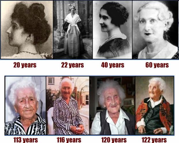 """Bí ẩn về cụ bà sống thọ nhất thế giới: Từng được cho là gặp gỡ danh họa Van Gogh, 114 tuổi còn đóng phim, bất ngờ hơn là nghiên cứu """"lật tẩy"""" sự gian lận tuổi tác - Ảnh 3."""