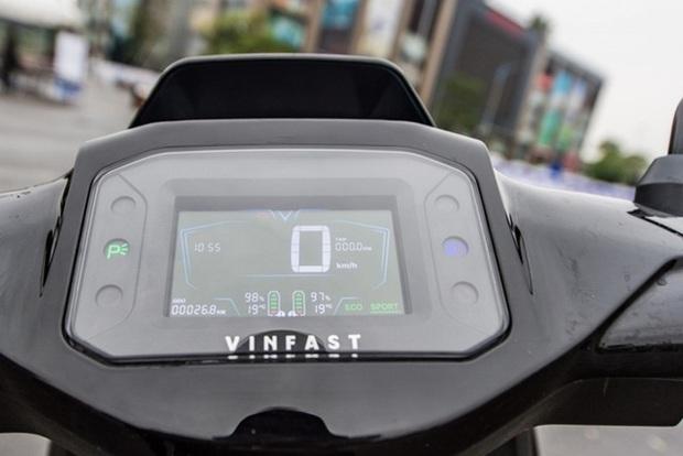 Lộ thông số kỹ thuật của xe máy điện VinFast Vento - Ảnh 4.