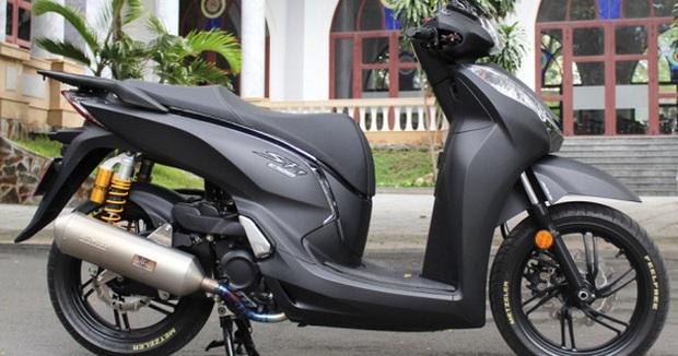 Triệu hồi hơn 1.300 xe Honda SH300i tại Việt Nam - Ảnh 1.