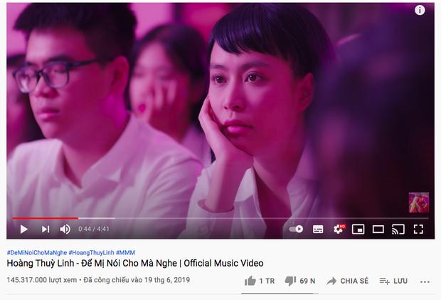 Hoàng Thuỳ Linh mới tuyển admin Gen Z đấy à, tạo nét duyên dáng khiến netizen tự cày chả mấy mà có MV tỷ view đầu tiên của Việt Nam - Ảnh 3.