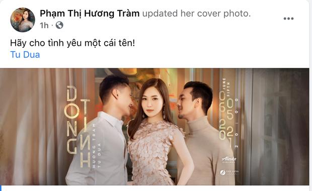 Động thái tiếp theo của Hương Tràm sau khi đăng ảnh làm MXH náo loạn vì nghi vấn mang thai: Tung poster MV! - Ảnh 2.