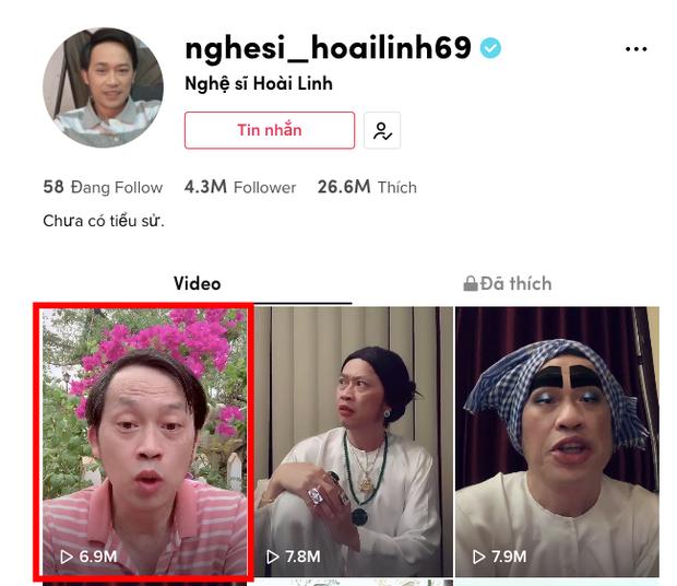 Trước khi vướng lùm xùm 14 tỷ từ thiện, đây là động thái cuối cùng của NS Hoài Linh trên tài khoản 4 triệu follow - Ảnh 6.