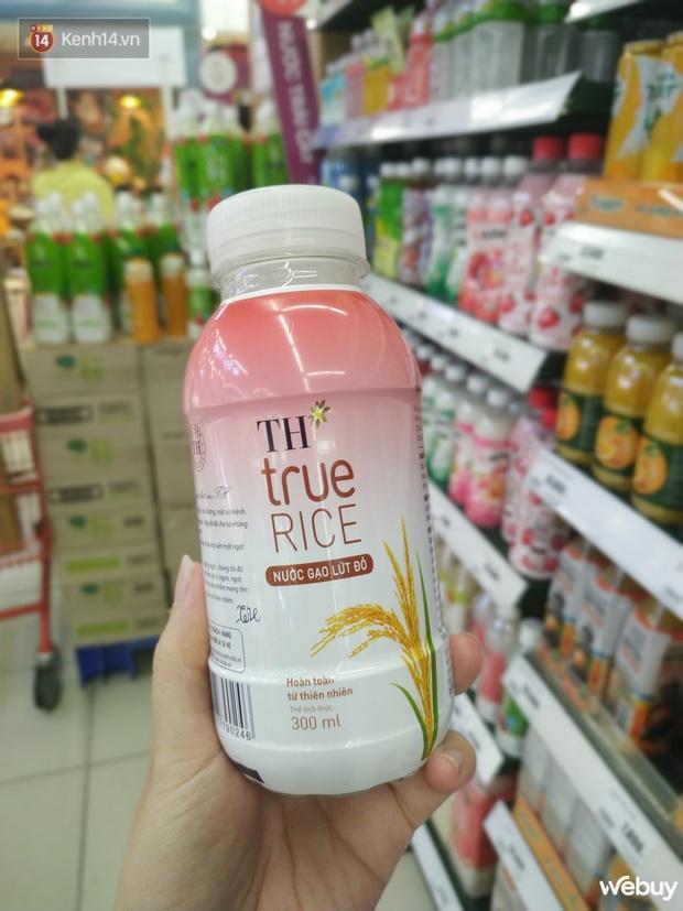"""Trời nóng vào siêu thị, shop tiện lợi """"mò"""" được cả chục món giải nhiệt hay ho: Từ trà khế cho tới nước nho khô - Ảnh 5."""