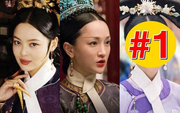 Netizen xếp hạng visual dàn phi tần Như Ý Truyện: Như Ý đột ngột chót bảng, hạng 1 lại dễ đoán vô cùng! - Ảnh 1.