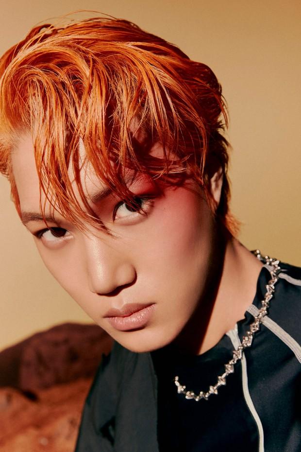 Bộ ảnh teaser comeback của EXO: Nhan sắc trẻ trung dù bị dìm, vốn được cài cắm hint từ MV của tình cũ Jennie? - Ảnh 15.