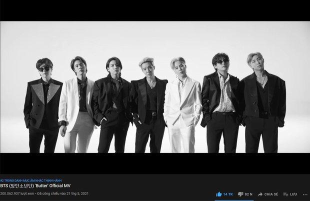 Butter phá kỉ lục YouTube thế giới nhưng bị Spotify ăn chặn lượt stream khiến fan BTS phẫn nộ? - Ảnh 1.