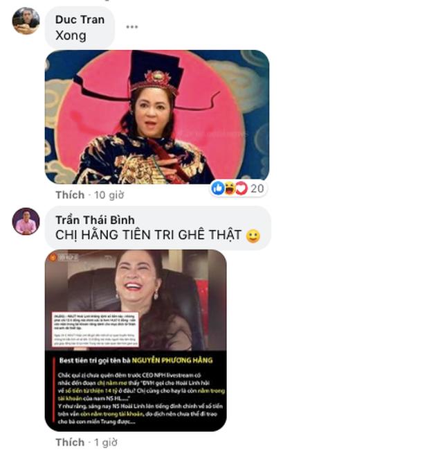 Vừa làm động thái này trên Facebook, bà Phương Hằng hút hơn 400.000 lượt theo dõi - Ảnh 4.