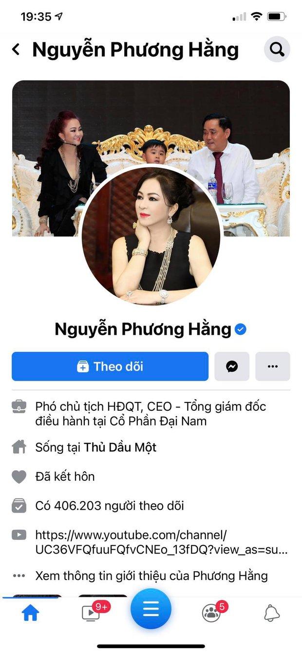 Vừa làm động thái này trên Facebook, bà Phương Hằng hút hơn 400.000 lượt theo dõi - Ảnh 3.