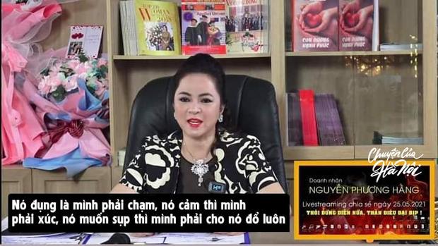 Đại gia Phương Hằng đúng là trùm văn vở Tiếng Việt, phân tích kỹ quả đúng là lời nói của người nhiều tiền - Ảnh 9.
