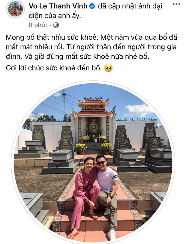 """Con trai ruột NS Hoài Linh đích thân lên tiếng từ Mỹ giữa lúc bố gặp """"sóng gió"""" chuyện tiền từ thiện, lời nhắn nhủ gây xúc động - Ảnh 2."""