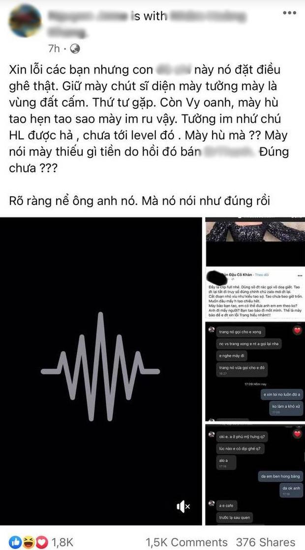 Biến mới: Trang Trần thách thức IT giúp bà Phương Hằng, nhưng né mạnh khi bị tìm đến tận nhà, lên tiếng cầu cứu vì bị đe dọa - Ảnh 5.